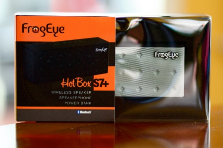FrogEye HotBox S7+ Boxed