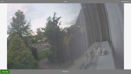 DropCam Screenshot